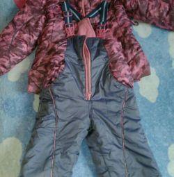 Suit winter 104 pp