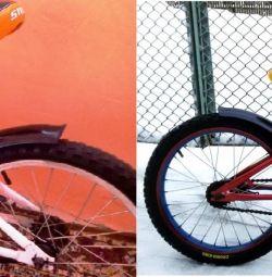 Pictați orice bicicletă