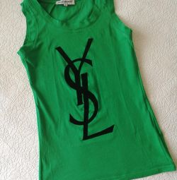 T-shirt YSL κορυφή