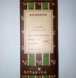 Λάδι κάνναβης Botanika 30 ml