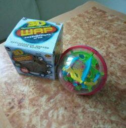 3D intelligent ball