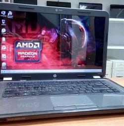 Ноутбук HP g6 Потужний AMD з відеокартою 2Gb