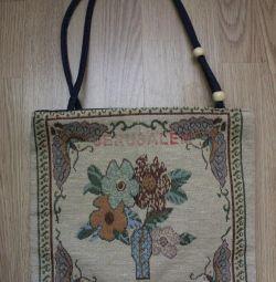 Bag from Jerusalem in the range