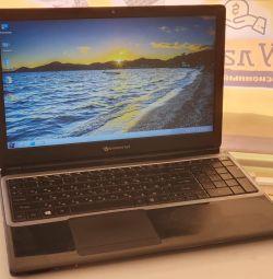 Powerful Packard Bell 4A / 4GB / 250GB / Win7 Notebook