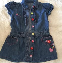 Denim Dress, 98