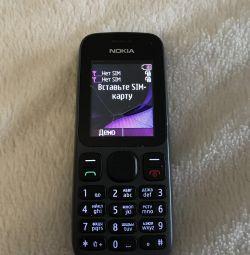 Робочий телефон Nokia 101 двухсімочний