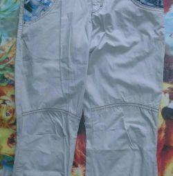 Pantaloni (blugi de glorie)