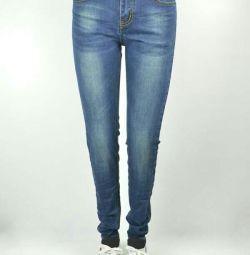 Jeans de toate dimensiunile