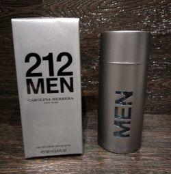 Туалетна вода Carolina Herrera - 212 Men