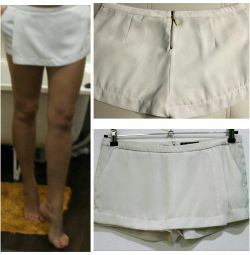 Shorts-skirt are white. R.46 +
