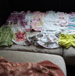 Φόρεμα, μπλουζάκια, μπλουζάκια κλπ.