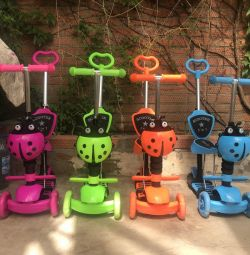 Scooters 5 in 1 new