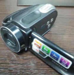 βιντεοκάμερα SAMSUNG SMX-F33BP (2811)
