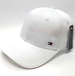 Baseball cap Tommy Hilfiger cap (white) ss19