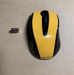 Mouse wireless A4tech G9-500F USB