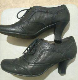 Sonbahar bayan ayakkabıları