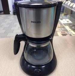 Philips HD7457 coffee maker
