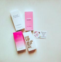 Mini perfume assortment