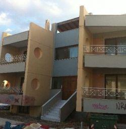 Первый этаж квартиры с площадью 81.40 кв.м