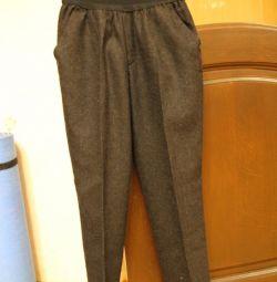 Pantaloni pentru băieți 140cm