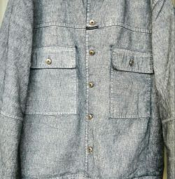 Denim jacket, new, Spain, tall!