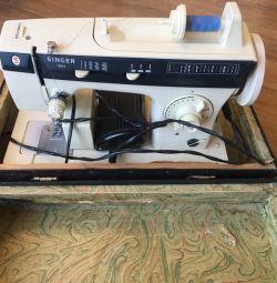 Sewing machine Singer 1862 (Singer)
