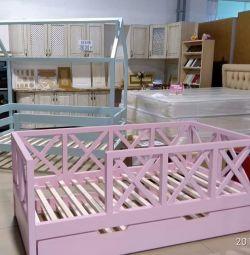 Pat de pat pentru copii