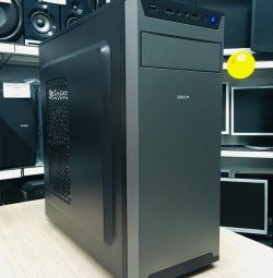 System unit for office and work on SSD 240Gb