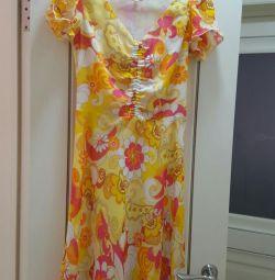 Φόρεμα καλοκαίρι σιφόν