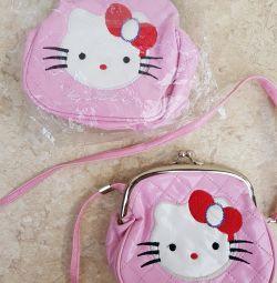 Hello Kitty τσάντα μωρό