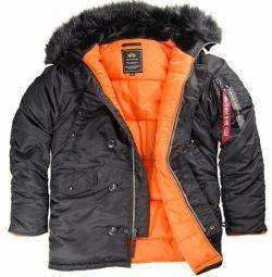 Jacket Alaska Alpha