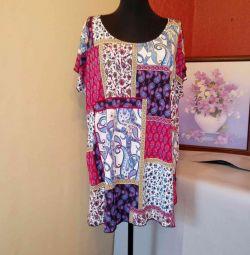 New blouse-tjanuchka 58-60 (see measurements)