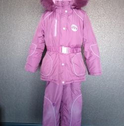 Winter suit for 7-8 years
