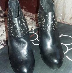 Ботинки женские р.37 новые