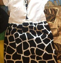 Платье новое+балеро