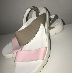 Sandale noi r. 38