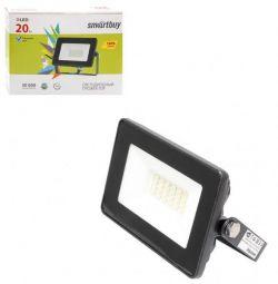 LED-uri de căutare cu LED-uri Smartbuy-20W / 6500K / IP65