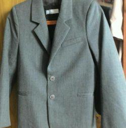 Jacheta școală + vestă