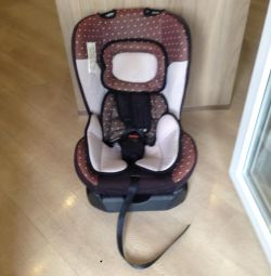 автомобильное кресло с рождения до 5 лет