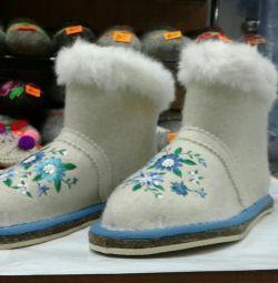 Πιτυρίδα ugg μπότες