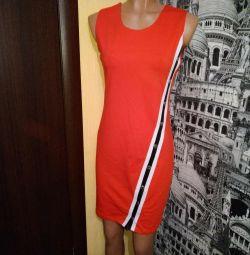 Νέο κόκκινο φόρεμα 42-48