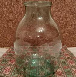 Borcane de sticlă