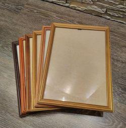 A4 frames