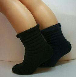 Νέες κάλτσες terry r.16-18