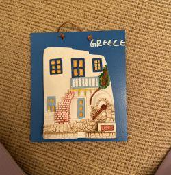 Decorarea casei din Grecia