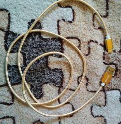 Магнитный usb/micro usb кабель