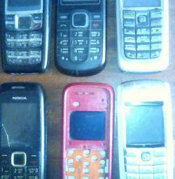 Nokia 6 phones.