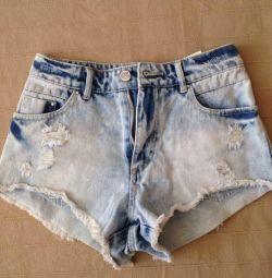 Denim shorts befree