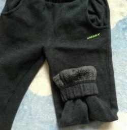 Dimensiunea pantalonilor 110