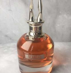 Scandal jean paul gaultier